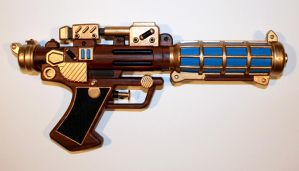 Raygun - No. 8808 by CraftyWingy