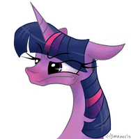 Twilight Sparkle is not amused by SigmaNas