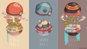 Pokeball Interiors by Shattered-Earth