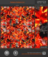 Embers Pattern 1.0 by Sed-rah-Stock