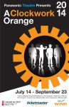 Theatrical Poster: Clockwork Orange by redhead-saxophone