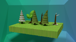 Low Poly Tree by xeijin06