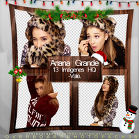 Pack Png de Ariana Grande - 005 by OverboardPhotopack30