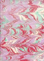 Paper Marbling 1 by approachableart
