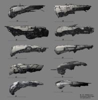 Cruisers 11/23 Ten Composites by tabooaftermidnight