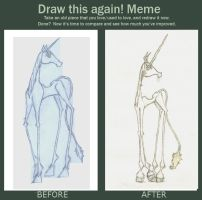 Draw This Again Meme by GaBrIeLlA123