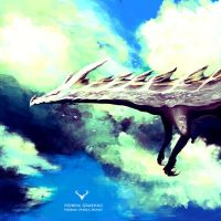 Flying with the King of Creatures by PeaceAndTacos