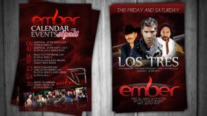 Calendar Los Tres by angelsmayhem