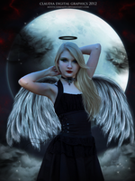 Dark Heaven by MysticSerenity