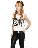 BELLA THORNE PNG SHOOT by VanessaWeLove