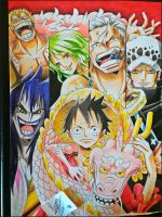 One Piece by Ronstadt