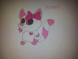 Pammee by Pinocchiofan4ever