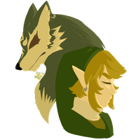 [LoZ] The Hero of Twilight by A-Someday-Dreamer