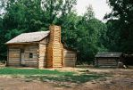 Old Log Cabin #4 by Texas1964