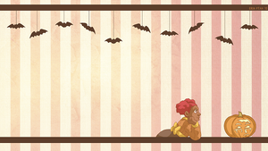 Wallpaper - Bats for the Batty by ErinPtah