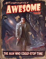 Awesome Tales #8 Book - Fallout 4 by PlanK-69