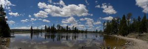 Hotspring Lake by TheYellowstoneWay