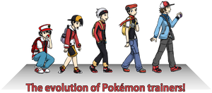 Evolution of trainers by KTK-Fold