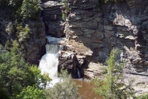 Linville Falls 01 by Voodoo-Wolf