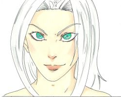 Sephiroth is July 2010 by ShamanHyljys