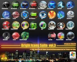 Bright Icons Suite v.3 for OD by klen70