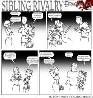 DAO: Sibling rivalry by SoniaCarreras