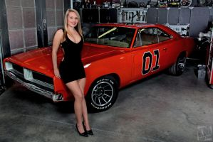 General Lee by kurtywompus