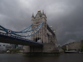 tower bridge by stucker1987