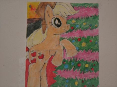 ::AppleJack:: Decorations by ARaeann123