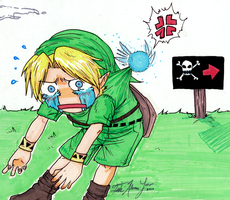 MailArt-Link and Navi by AmukaUroy