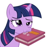 Twilight Loves Books Too by masemj