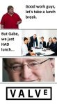 GABE LUNCH by Mag889