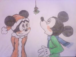 Under the Mistletoe by TheSugarBaby
