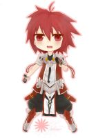 Elsword- Lord Knight by LNel