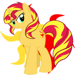 ::Sunset-Shimmer:: by Omegarix93