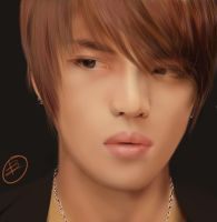 Jaejoong by 13Swordz