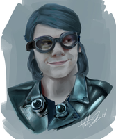 Quicksilver by SavvyShark
