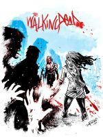 The Walking Dead by Robbertopoli