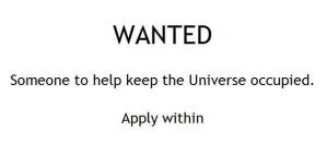Wanted by WiseWanderer