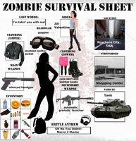 Zombie Survival My Way by Xadrea