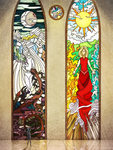 Stained Glass by Bagada
