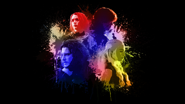 Game of Thrones Wallpaper (No logo) by RockLou