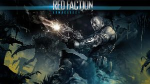 Red Faction: Armageddon by stiannius