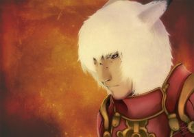 ::Soban::Final Fantasy XIV:: by JoshuaTheAsmodian