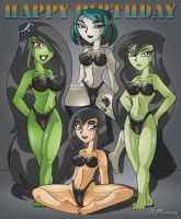 Foursome Beauty Gift by XJKenny