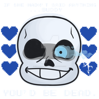 Sans Design by silverfangcreations