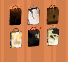 Mystery/Halloween  adopts - closed by PointAdoptsforyou