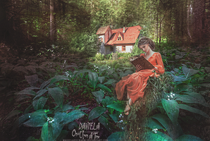 Once Upon A Time -daniela by MagicLaDyCharm