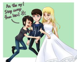 Smosh - Love Triangle by Hopemaydie