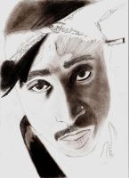 tupac by bloodyevilfairy